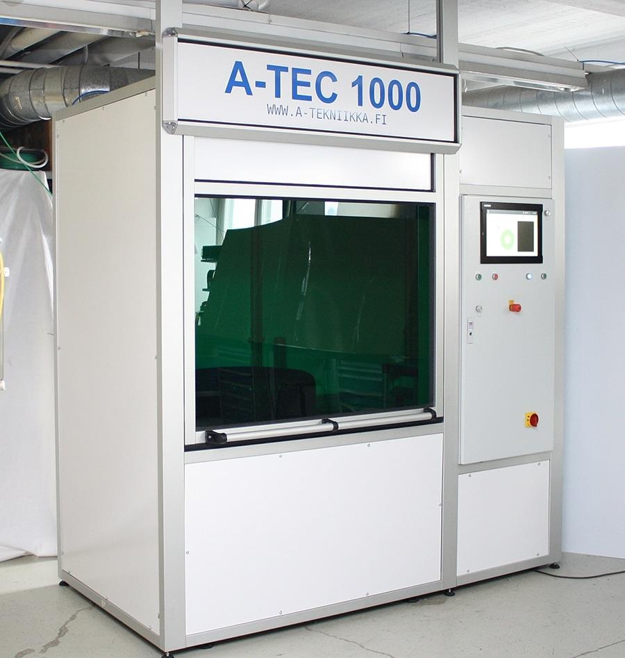 A-TEC 1000 machine web